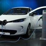 Renault_Zoe véhicule électrique