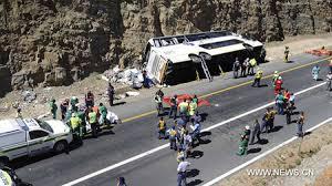 accident afrique du sud