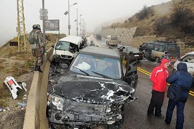 Des accidents de plus en plus nombreux