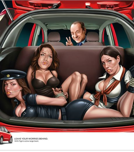 publicité Ford