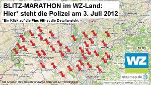 Journée de contrôles en Allemagne