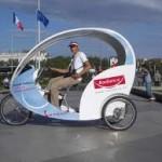 cyclo-taxi Lyon