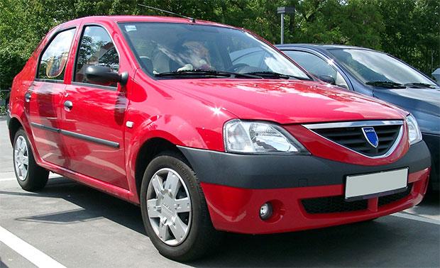 Des radars embarqués dans des Dacia !