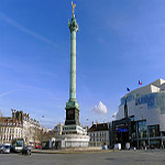 place-de-la-Bastille-Paris