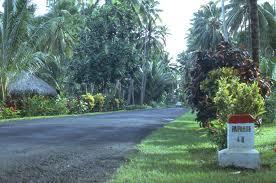 route Papeete