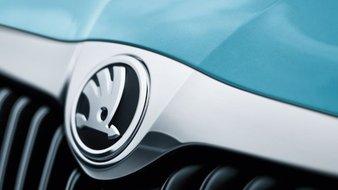 Un nouveau designe pour le logo Skoda