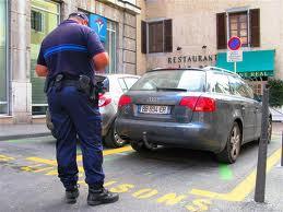 amende pour stationnement gênant