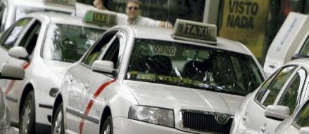 taxi espagnol