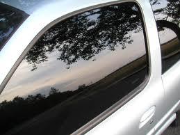 vitres teintées